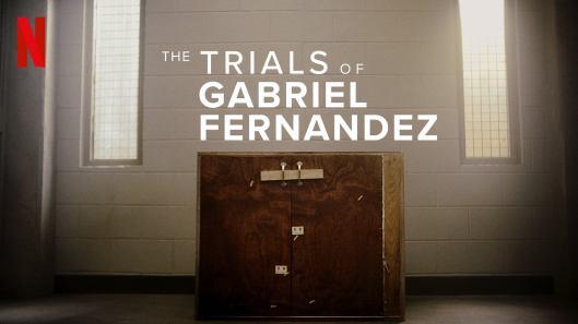 Trials of Gabriel Fernandez poster