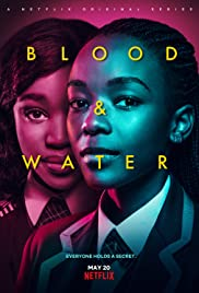 Blood and water poster